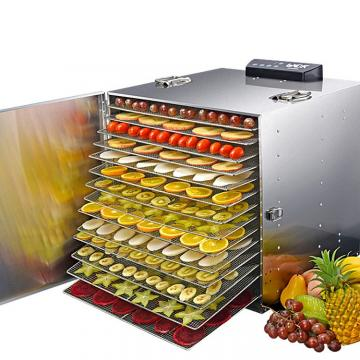 Vegetable Tea Leaf Grape Industrial Fruit Drying Machine