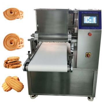 Vt-160 Small Full Automatic on Edge Biscuit Packing Packaging Machine