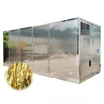 Tunnel - Belt Dryer Green Tea Leaves Herbs Drying and Sterilization Machine