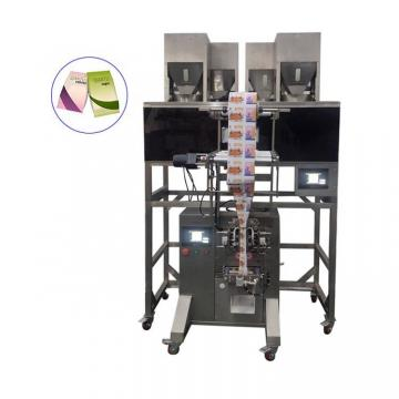 Full Automatic Combination Weighing Packing Machine (KENO-F103)