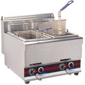 Mini Electric Commercial Gas Deep Small Capacity Fat Fryer