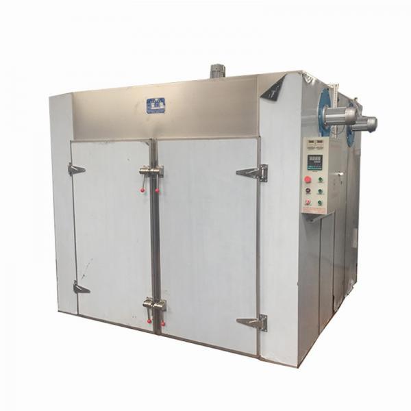 Rotation Drum Dryer- Fruit Drying Machine