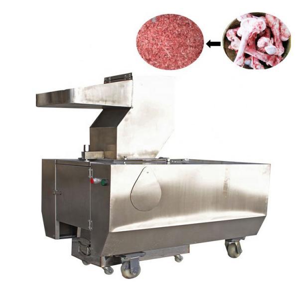 Butter Machine Stainless Steel High Efficiency Fish Waste Bone Grinder