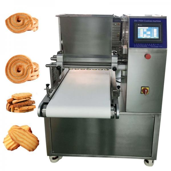 Automatic Salt&Sugar Sprinkler-Biscuit Machine Modle: 1500