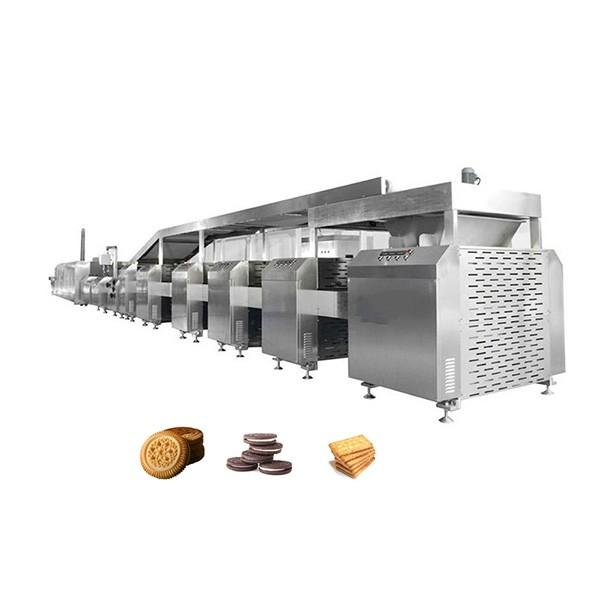 Automatic Biscuit Bread Packing Machine