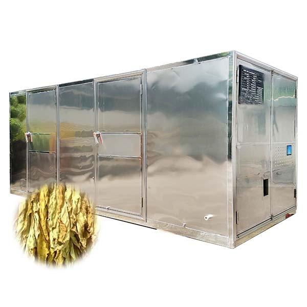 Fresh Lemon Leaves Drying Machine of Herb Microwave Drying Sterilizer