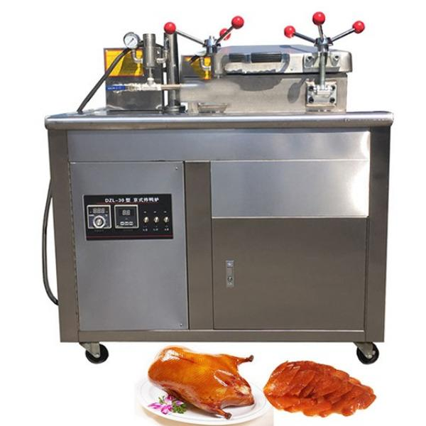 Commercial Big Capacity Good Quality 1tank 1basket Counter 15L Gas Fryer for Fried Chicken