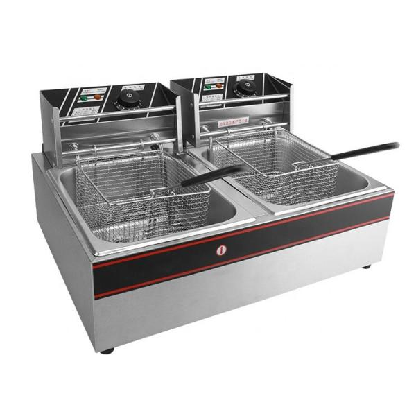 Commercial Electric Deep Fryer for Restaurant