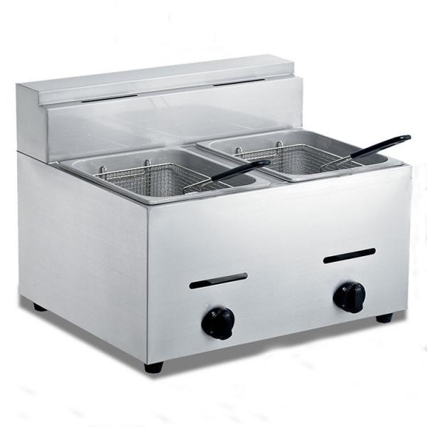 Hot Sell Commercial Chicken Frying Propane Open Deep Fryer Ofg-321