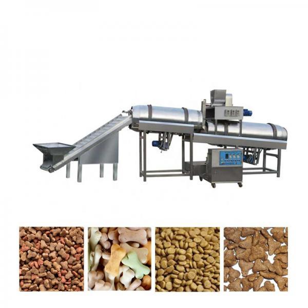 Large Capacity Extruder Machine Dog Food Production Line