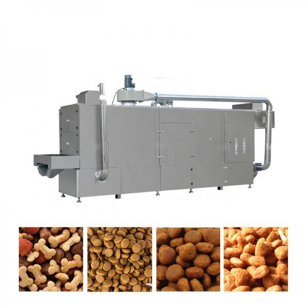 Full Automatic Pet Dog Food Fish Feed Extueder Production Line