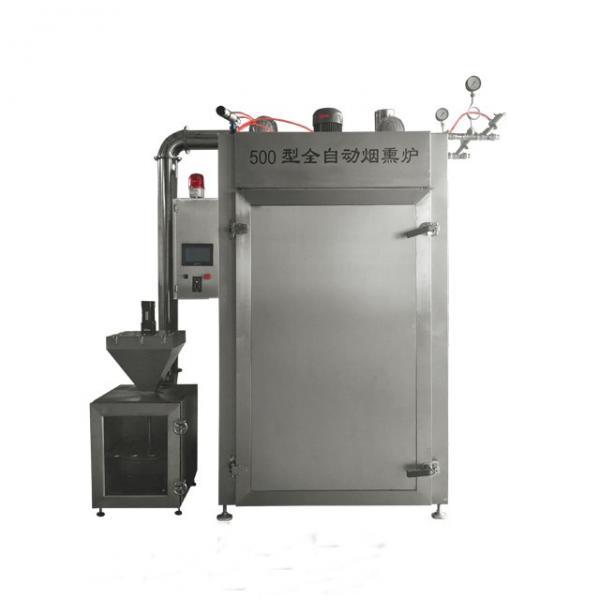 Semi-Automatic Smokehouse Series