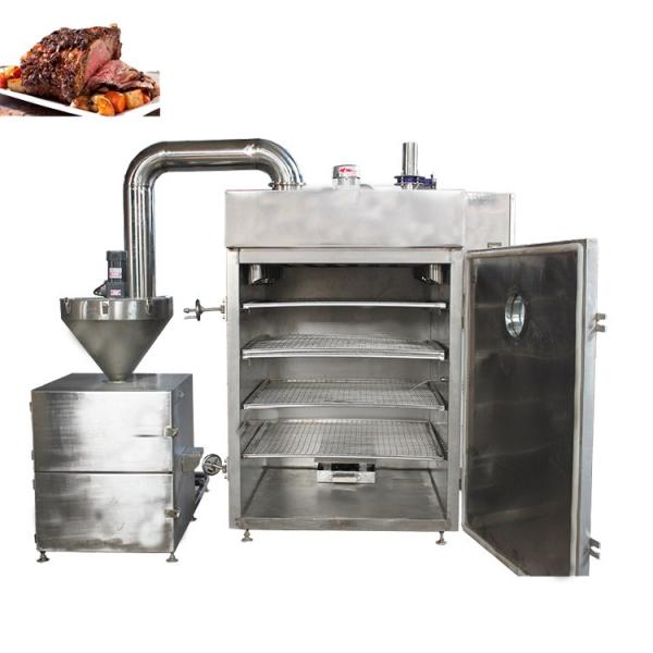 Fish Chicken Meat Mechanical Smoke House/Commercial Smoke House/Meat Smoker