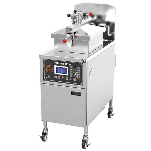 Pfe-800 Commercial Pressure Fryer for Chicken/Computron 8000 Gas Pressure Fryer