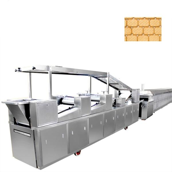 Popular and Automatic Dog Biscuit Making Machine/ Delicious Biscuits Making Line for Sale