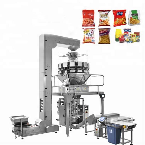 European Customized Auger Filler Packaging Machine for Powder Auto Dosing and Weighing