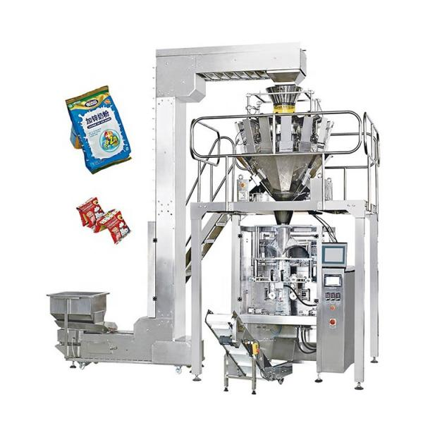 Factory Price Auger Filling Yeast Weighing Bagging Packaging Packing Machine