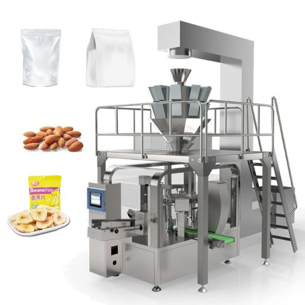 Automatic Oil Honey Sauce Pouch Weighing Packing Machine