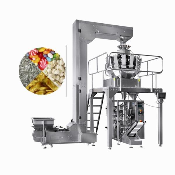 Automatic Wheat Corn Rice Grain Quantitative Weighing Packing Machine