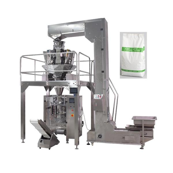 High Speed Powder Products Packaging Machine for Soya-Bean Milk Powder