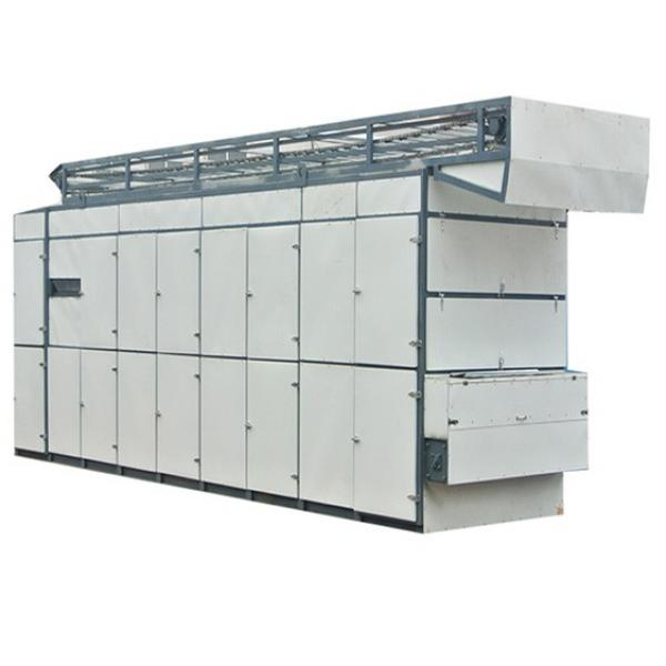 Continuous Hot Air Dewatering Mesh Belt Dryer