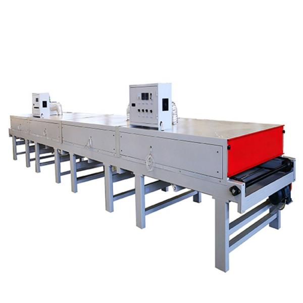 Hot Air Circulation Tunnel Drying Oven (SDG)