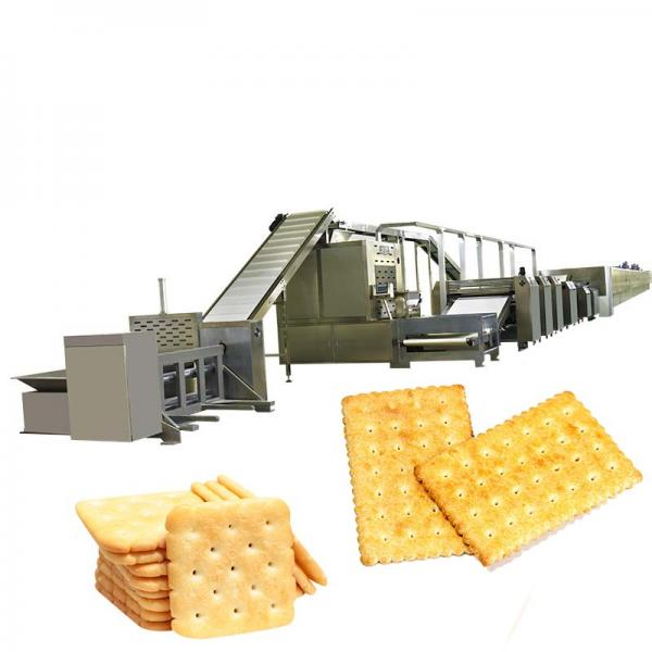 Bakery Bread/Instant Noodles/Biscuits Frozen Fast Food Automatic Flow/Pillow Pack/Packing Machinery/Automatic Filling Sealing Horizontal Packaging Machine